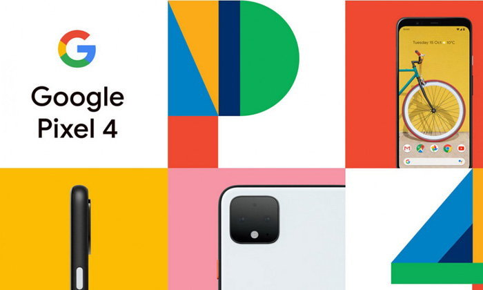 สรุปสีสันของPixel 4จะมีให้เลือกแค่3สีเท่านั้นขาว,ดำและส้ม