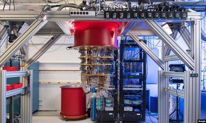 """กูเกิลอวดโฉม """"ควอนตัมคอมพิวเตอร์"""" ศักยภาพเหนือซูเปอร์คอมพิวเตอร์ทั้งมวล"""