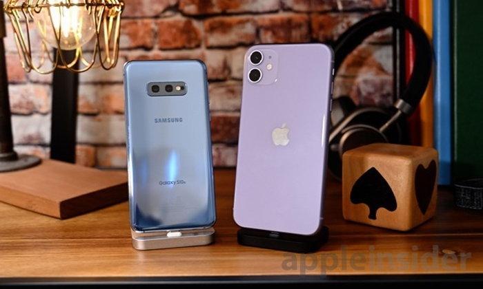 ปีนี้มาแรง! iPhone 11 สร้างยอดขายจนลดส่วนแบ่งตลาด Android ได้แล้ว