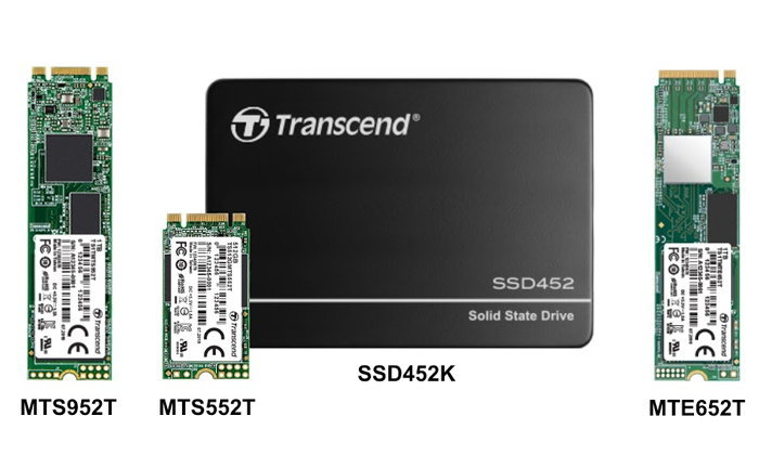 ทรานเซนด์เปิดตัว SSD BiCS4 3D NAND แบบ 96 เลเยอร์ เสิร์ฟงานอุตสาหกรรม