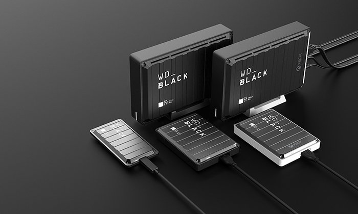 เวสเทิร์น ดิจิตอล เปิดตัว WD_BLACK™ อุปกรณ์จัดเก็บแบบพกพาตัวเทพเพื่อคอเกมสาย PC และ Console