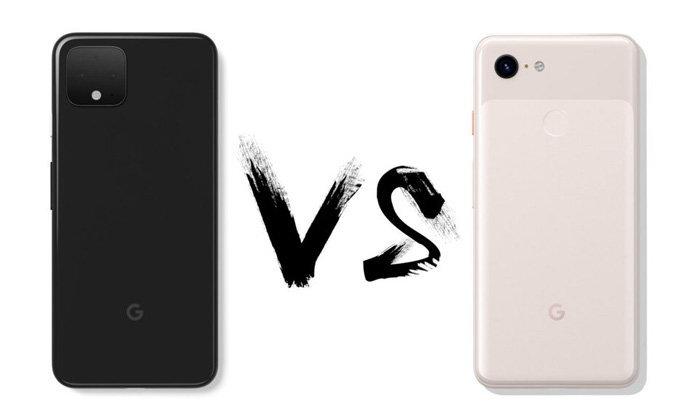 เปรียบเทียบPixel 3 VS Pixel 4มันต่างกันอย่างไร