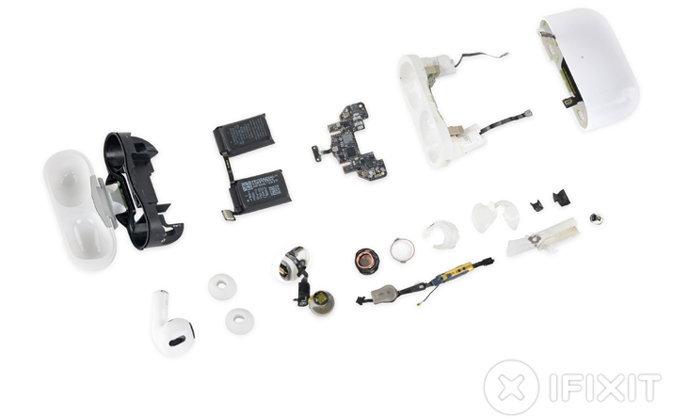 แกะ AirPods Pro พบตัวหูฟังหนักขึ้น แบตเตอรี่ใหม่ ถ้าพังไม่มีทางซ่อมได้ ซื้อใหม่อย่างเดียว