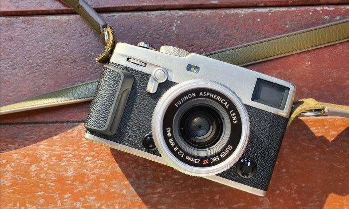 "[Hands On] ""Fujifilm X-Pro 3"" กล้องดิจิทัลสุดล้ำ ที่มีหน้าตาย้อนยุค"