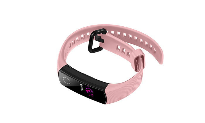 ออเนอร์เตรียมเปิดตัวHonor Band 5สีใหม่Coral Pinkพร้อมกับราคาพิเศษในวันที่11พฤศจิกายน