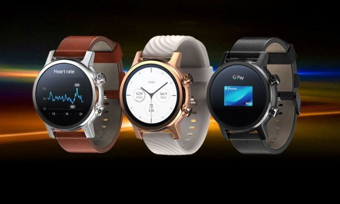 MotorolaเผยโฉมMoto 360รุ่นใหม่ยังคงใช้Wear OSที่ปรับใหม่หมด