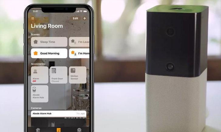 Apple HomeKit อ้าแขนเปิดรับ Abode ระบบความปลอดภัยภายในบ้านแบบติดตั้งเอง