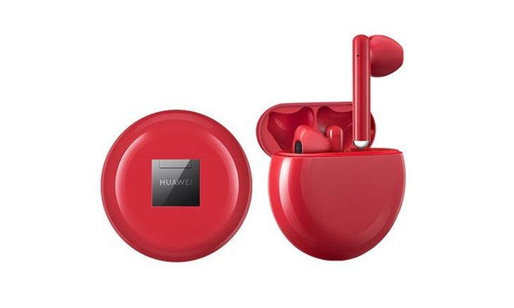 HUAWEIเพิ่มสีแดงสุดร้อนแรงให้กับFreeBuds3ในเมืองจีนแพงกว่าเดิมเล็กน้อย