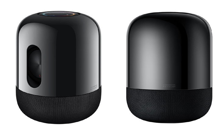 Huawei จับมือ Devialet เปิดตัวลำโพงอัจฉริยะ Huawei Sound X