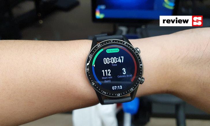 [รีวิว] HUAWEI Watch GT2 (Elite Edition)Smart Watchพันธุ์แกร่งพร้อมสายเหล็กที่ไม่แพง