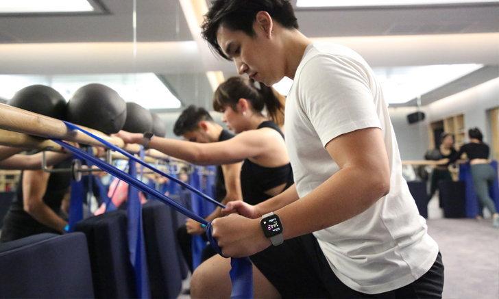 ฟิตบิท ชวน Friends of Fitbit ร่วมวัดอัตราการเต้นหัวใจกับ Versa 2 พร้อมพาออกกำลังแบบบาร์เอ็กเซอร์ไซส์