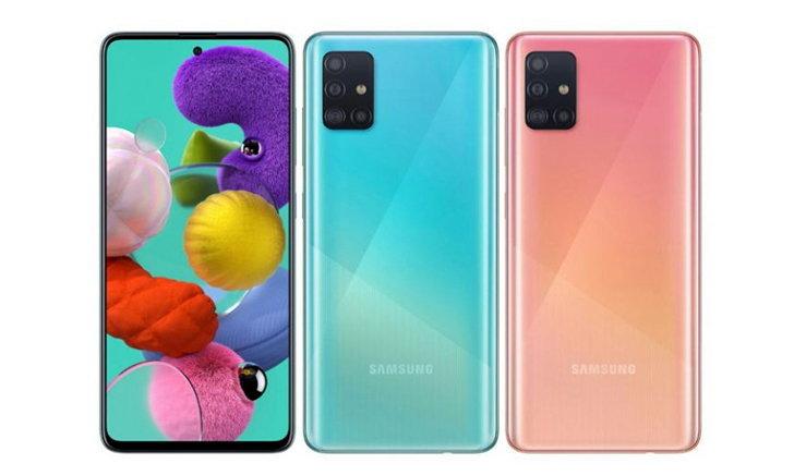 เปิดตัว Samsung Galaxy A51 และ Samsung Galaxy A71 จอ Infinity-O กล้องหลัง 4 กล้อง 48/64ล้านพิกเซล