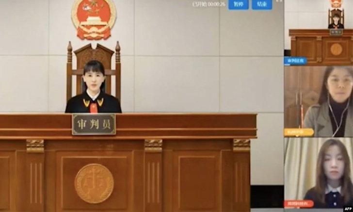 จีนเริ่มใช้ระบบศาลอัจฉริยะสำหรับคดีพิพาทออนไลน์