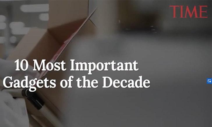 iPad, Apple Watch, AirPods พาเหรดติดโผ 10 อันดับ Gadget ดีสุดแห่งทศวรรษ