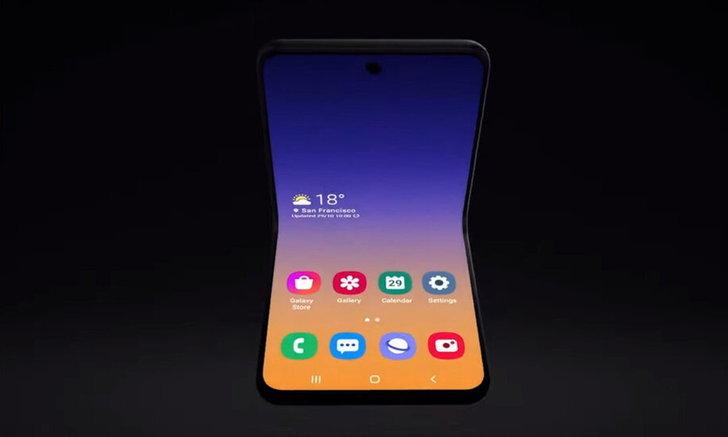 Samsungอาจจะเลือกใช้กระจกจริงในการผลิตGalaxy Fold 2