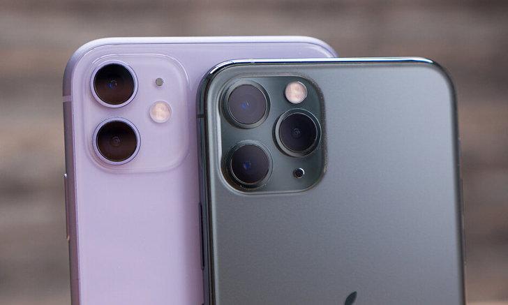 ยอดขาย iPhone ในจีนลดฮวบฮาบเมื่อเดือนที่ผ่านมา