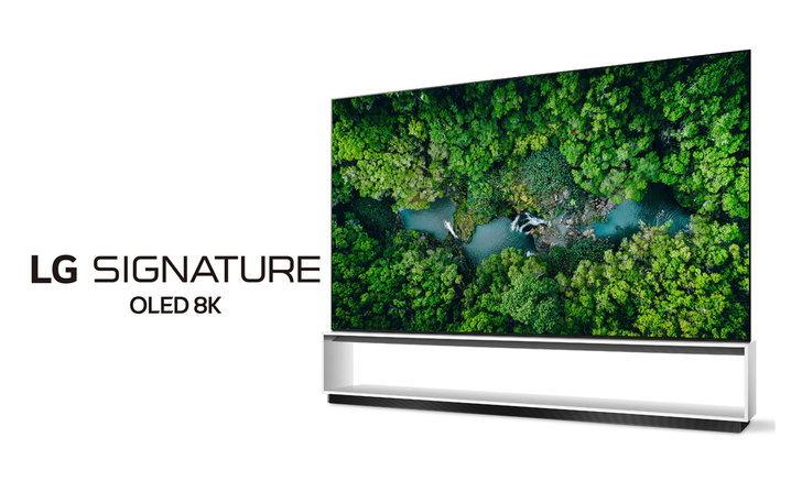 CES 2020 : LGเปิดตัวOLED TVรุ่นใหม่ความละเอียดสูงสุด8Kที่รองรับเทคโนโลยสุดล้ำทั้งภาพและเสียง