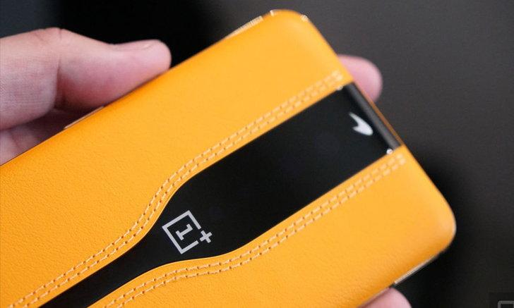 "CES 2020 : OnePlus เปิดตัว Concept One สมาร์ตโฟนดีไซน์เรียบหรูพร้อม ""กล้องล่องหน"""