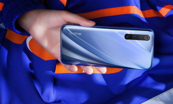 ช็อค!!!RealmeX50 5Gล็อตแรกขายหมดแล้วพร้อมเปิดขายอีกครั้ง9มกราคมนี้
