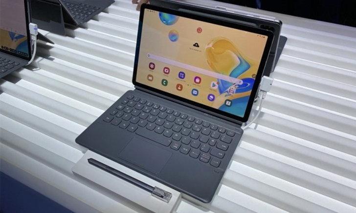 หลุดสเปก Samsung Galaxy Tab S6 รุ่น 5G เหมือนรุ่น 4G เป๊ะๆ