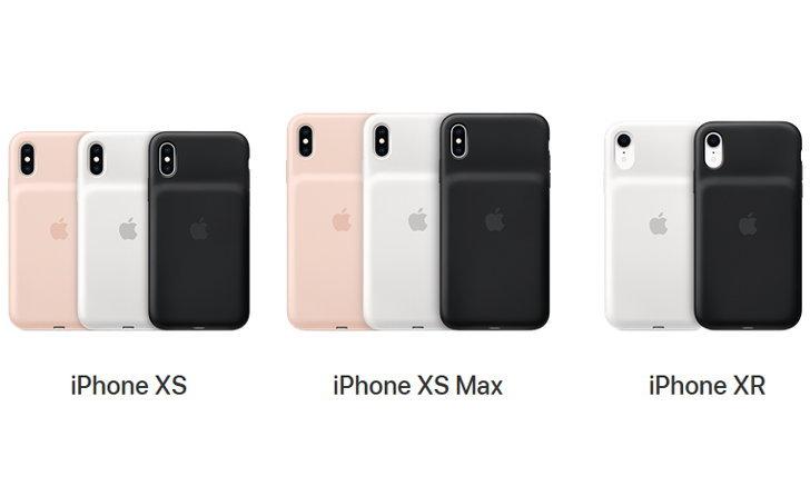 Apple เรียกเปลี่ยน Smart Battery Case ของ iPhone XS, XS Max และ XR