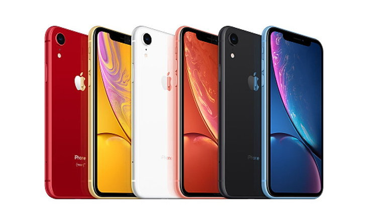iPhone XR เป็น iPhone ที่ขายได้ดีที่สุดในปี 2019 แซงแม้แต่ iPhone 11