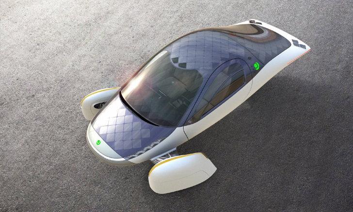 รถยนต์พลังงานสะอาด พาคุณไปได้ทุกที่โดยไม่รบกวนสิ่งแวดล้อม
