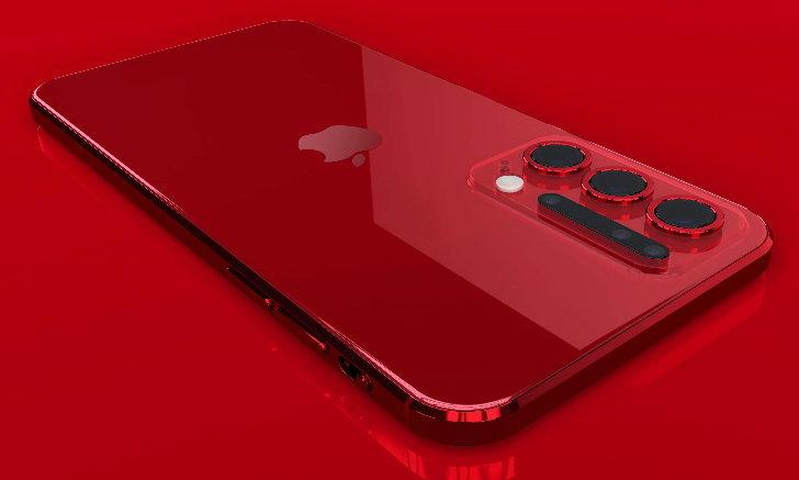 ชมวิดีโอคอนเซ็ปต์ iPhone 12 Pro สีแดงสวยสด ที่คาดว่าจะเปิดตัวในปี 2021