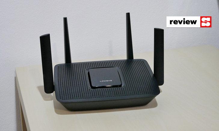 [รีวิว] Linksys MR8300 Router งบไม่แรง สเปกอัดแน่น เพิ่มพลัง Network บ้านคุณ