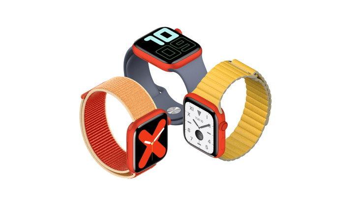 Apple Watch Series 5สีแดงProduct Redอาจจะเปิดตัวในปี2020