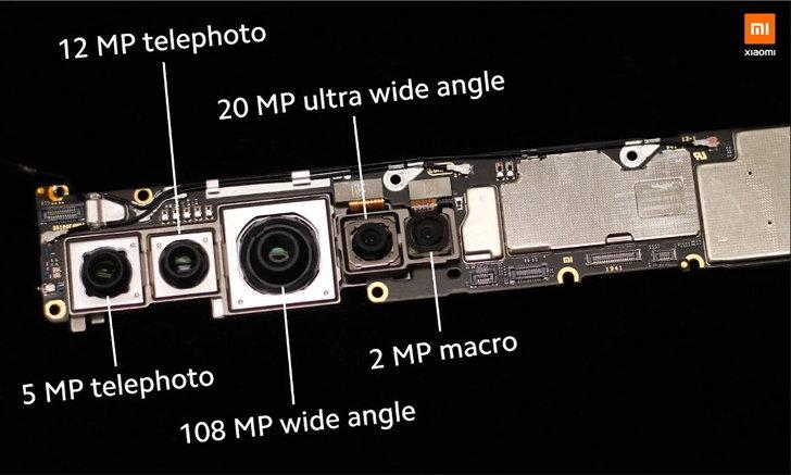 เสียวหมี่ เผยภาพชิ้นส่วนภายในตัวเครื่องสุดพรีเมียม กว่าจะมาเป็น Mi Note 10