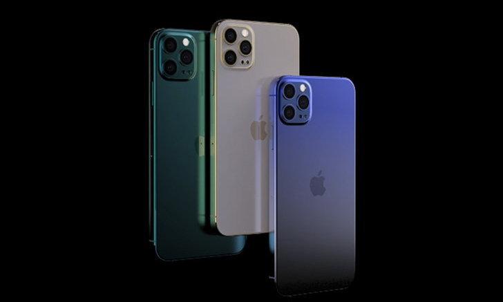"""ลือ! """"iPhone 12 Pro"""" อาจมีสีใหม่อย่าง """"Navy Blue"""" ให้ได้เสียเงินกันอีกแล้ว"""