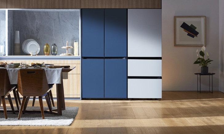 """ซัมซุงสร้างมาตรฐานใหม่ของเครื่องใช้ไฟฟ้าภายในบ้าน ส่ง 3 ตู้เย็นอัจฉริยะ อวดโฉมในงาน CES 2020"""""""