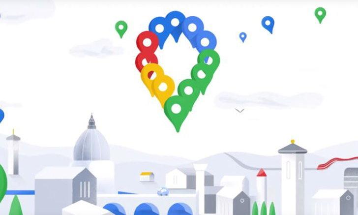 Google Mapsเปลี่ยนโลโก้ใหม่เพื่อฉลองครบรอบ15ปีโปรแกรมนำทางยอดนิยม