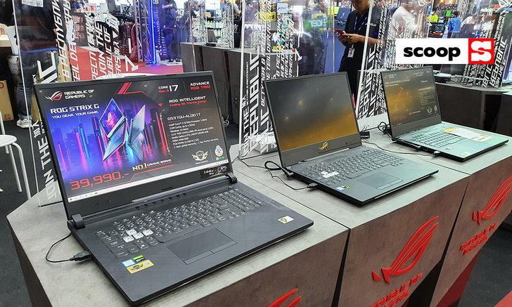 รวมโปรโมชั่น คอมพิวเตอร์/ Notebookสุดคุ้มในงานThailand Mobile Expo 2020รอบต้นปี