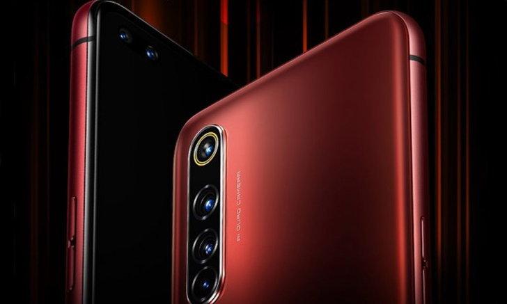 realmeX50 Proจะได้กล้องหลัง4ตัวที่มีกำลังสูงไกลถึง20เท่า