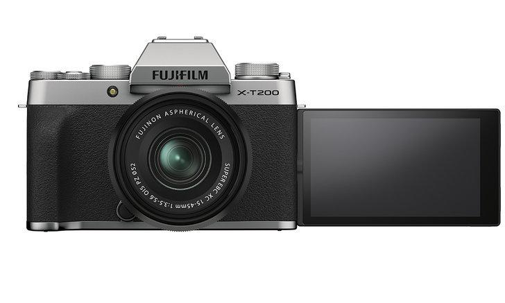ฟูจิฟิล์มเปิดตัวX-T200กล้องMirror Lessที่เกิดมาเพื่อนContent Creator โดยตรง