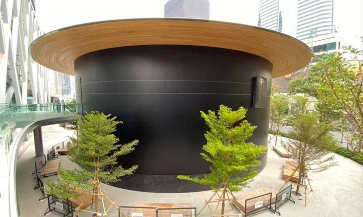 เผยโฉมยานแม่ Apple Storeแห่งที่ 2 ณ ลานเซนทรัลเวิลด์ก่อนเปิดตัวอย่างเป็นทางการ