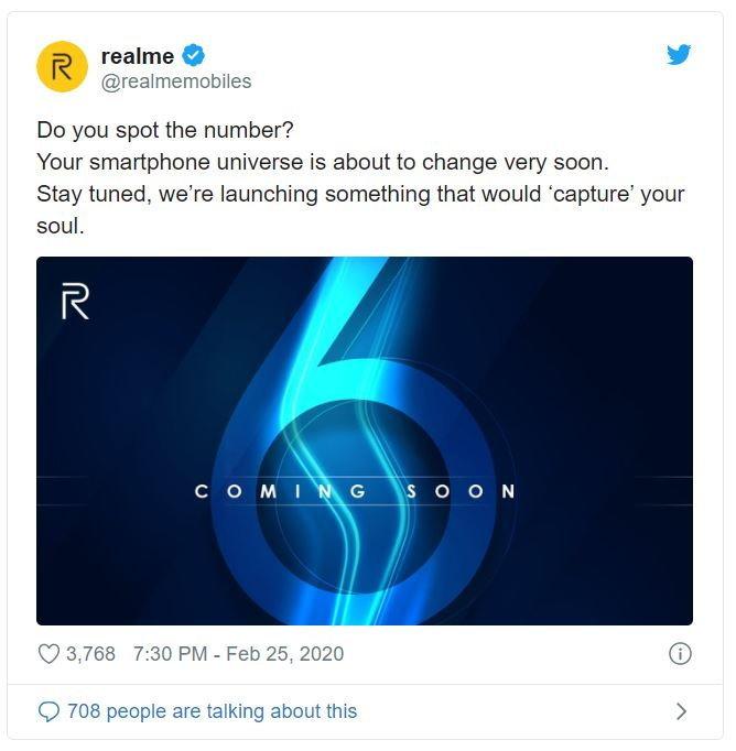 realme 6