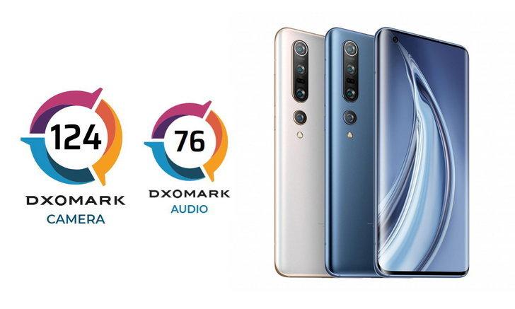 DXOMarkให้คะแนนท็อปสุดกับXiaomi Mi 10 Proทั้งภาพและเสียง
