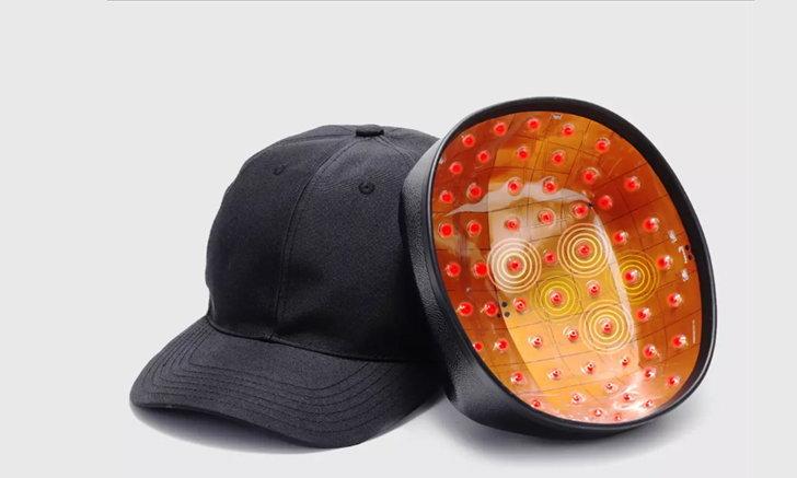 Xiaomi Youpin วางจำหน่ายหมวกหยุดยั้งปัญหาผมร่วง พร้อมช่วยปลูกผมได้ในตัว!