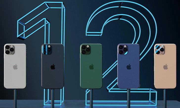 iPhone12อาจจะเปิดตัวช้ากว่ากำหนดเพราะโรคระบาดของไวรัสCOVID-19