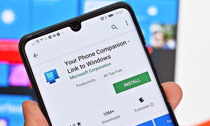 Microsoftเตรียมปล่อยฟีเจอร์Copy และ Pasteข้ามระหว่างคอมพิวเตอร์และมือถือผ่านโปรแกรมYour Phone