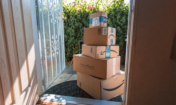 พุ่งปรี๊ด! Amazon จ้างพนักงาน 100,000 คนในสหรัฐฯ รองรับยอดสั่งซื้อออนไลน์เหตุกลัวไวรัส