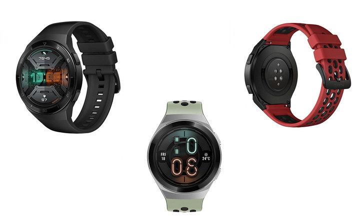 เปิดเผยภาพแรกและสเปกของHuawei Watch GT 2eที่จะเปิดตัวพร้อมกับHuawei P40เร็วๆนี้