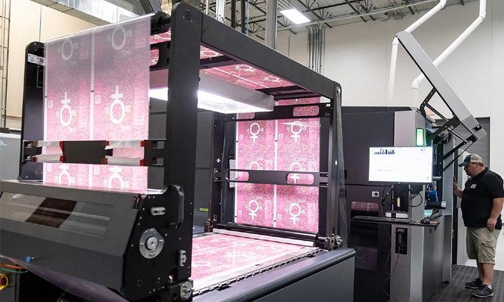 ePac สร้างสถิติการผลิตบรรจุภัณฑ์ด้วย HP Indigo ความต้องการงานพิมพ์บรรจุภัณฑ์ระบบดิจิทัลเติบโตขึ้น