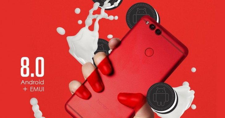 เราจะทำตามสัญญา! Honor ปล่อยอัปเดต Android Oreo สำหรับ Honor 7X ตามสัญญา