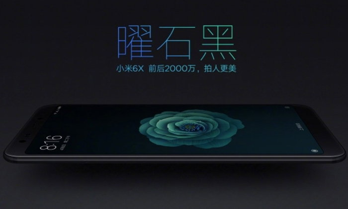 เปิดตัว Xiaomi Mi 6X มาพร้อมกล้องอัจฉริยะ ถ่ายภาพอย่างเทพด้วย AI อัจฉริยะ