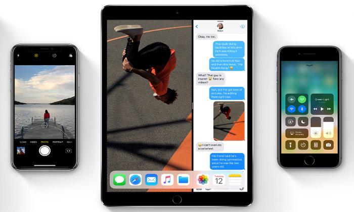 อัปเดตใหญ่ iOS 11.4 มีฟีเจอร์ลับที่ซ่อนอยู่ภายใน!