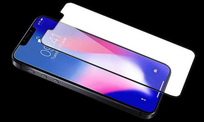 ภาพหลุด กระจกกันรอยสำหรับ iPhone SE 2 จาก Olixar จ่อมาพร้อมดีไซน์จอบากไร้ขอบ แบบเดียวกับ iPhone X